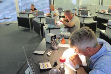 Watch Academy, WA - Watch Academy, Uhrenseminar, Adam Olten, Uhrwerk, Uhren, Olten, Event, Fachgeschäft