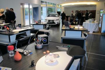 Watch Academy, WA - Watch Academy, Uhrenseminar, Uhrwerk, Baume & Mercier, B&M, Uhren, Uhrmacherkunst, Haute Horlogerie, Lexus, Zürich, Schweiz