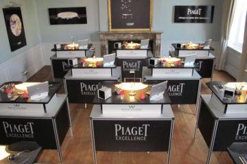 Watch Academy, WA - Watch Academy, Uhrenseminar, Piaget, Uhrwerk, Uhren, Uhrmacherkunst, Haute Horlogerie, Brügge, Belgien, Kempinski