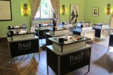 Watch Academy, WA-Watch Academy, Uhrenseminar, Piaget, Uhrwerk, Uhren, Uhrmacherkunst, Haute Horlogerie, Essen, Deutschland