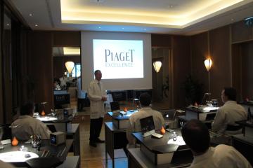Watch Academy, WA - Watch Academy, Uhrenseminar, Piaget, Uhrwerk, Uhren, Uhrmacherkunst, Haute Horlogerie, Genf, Gevenva, Schweiz