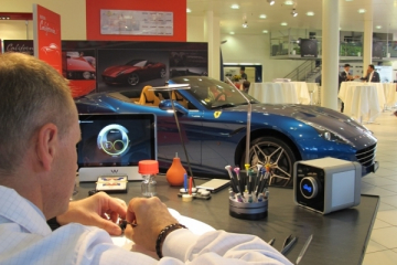 Watch Academy, WA - Watch Academy, Uhrenseminar, Hublot, Ferrari, Uhrwerk, Uhren, King-Power, Garage Sudan, Zug, Schweiz