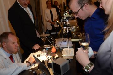 Watch Academy, WA - Watch Academy, Uhrenseminar, IBG, Das feinste Uhrendinner Deutschlands, Uhrwerk, Uhren, Chronos, Uhrenmaganzin, watchtime.net